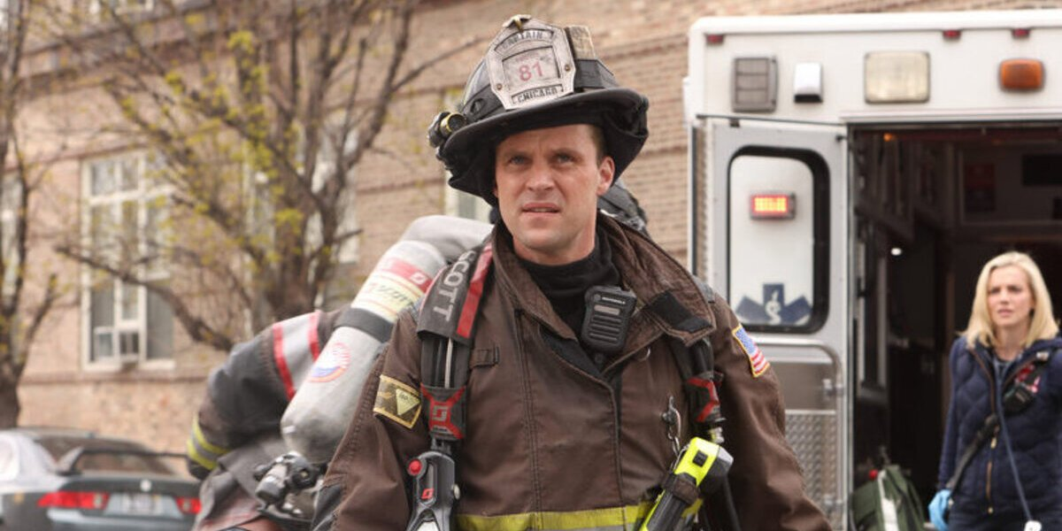 Is Chicago Fire Setting Up A Replacement For Casey In Season 10?