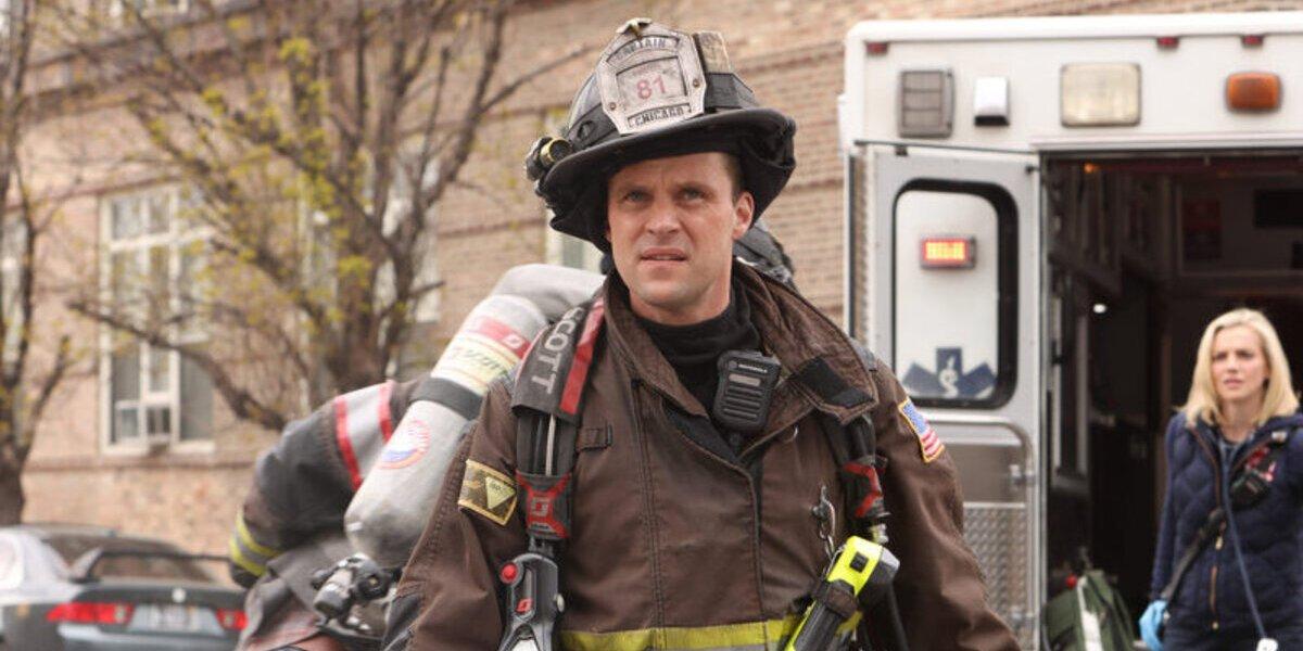 chicago fire season 9 casey in gear