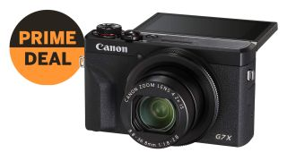 A WOW Prime deal: Canon PowerShot G7X Mark III is just $599!
