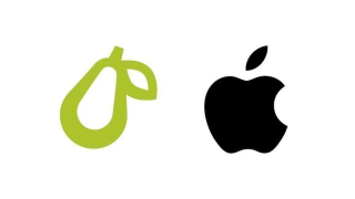 Apple attacks a company's pear logo because it thinks it'll confuse consumers