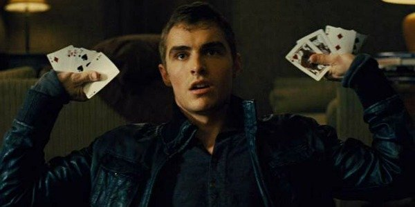 Dave Franco in Now You See Me 2