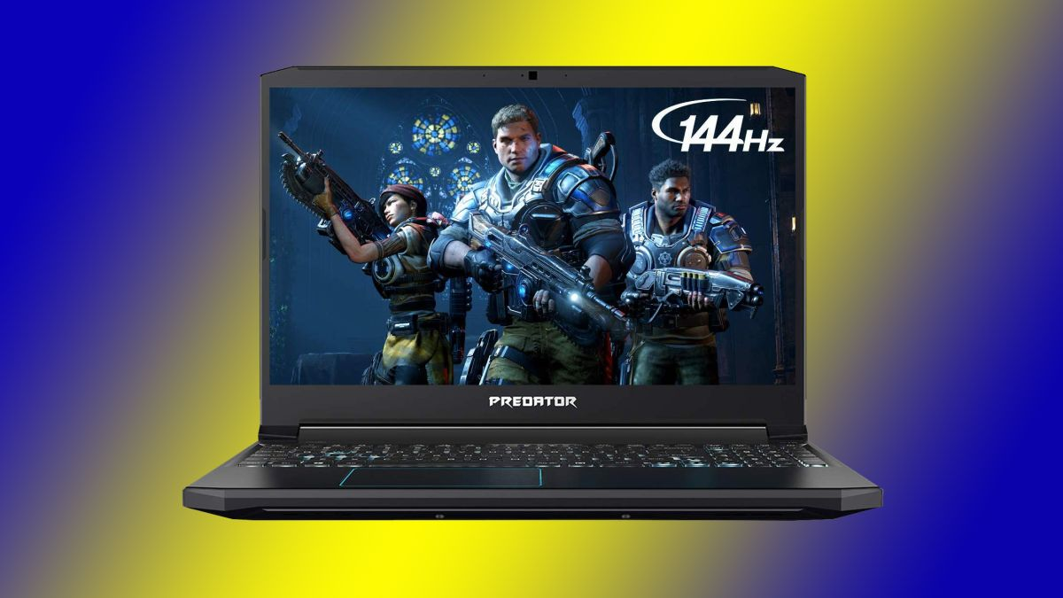 This Acer Predator Gaming Laptop With RTX 3070 GPU is now 0 off