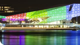 Projection Mapping is a Centerpiece of ISE 2018