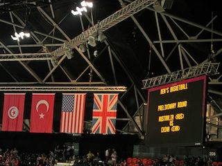 Community R-Series Installed at London 2012 Olympics