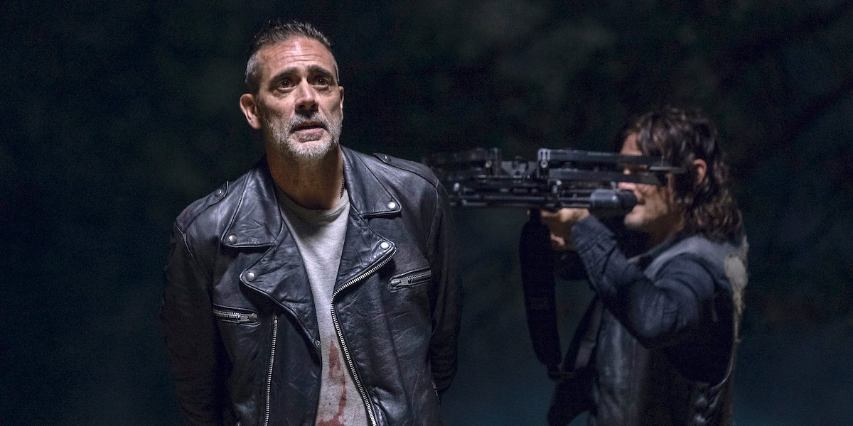 the walking dead negan season 10
