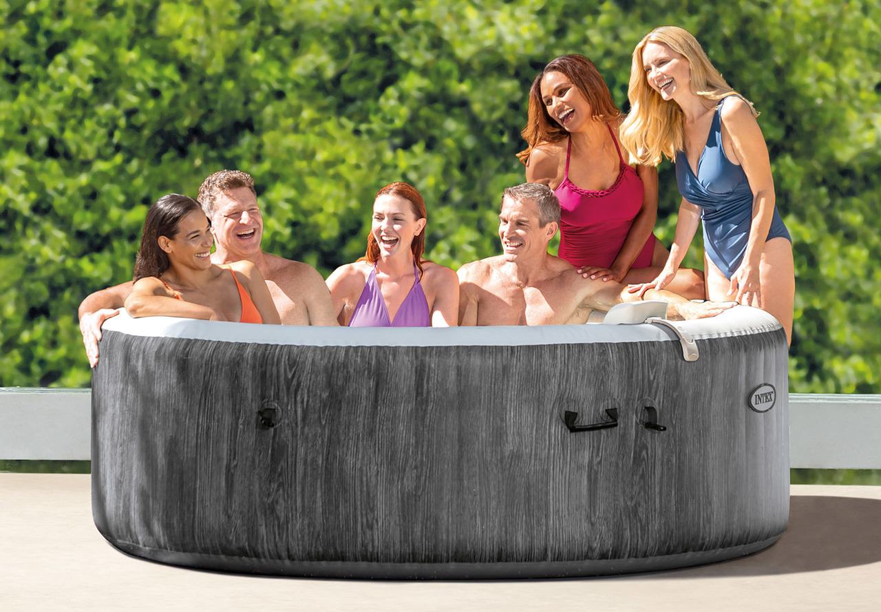 Meilleurs spas gonflables: Intex Greywood Deluxe