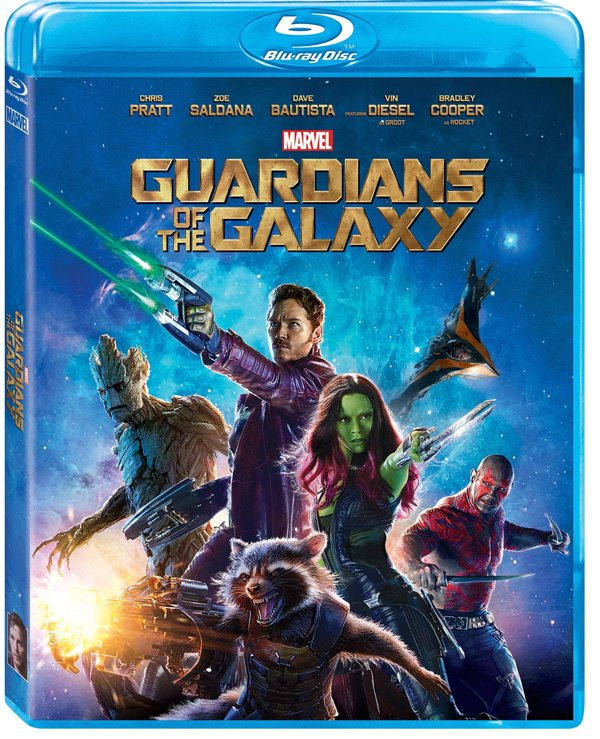 guardians of the galaxy box
