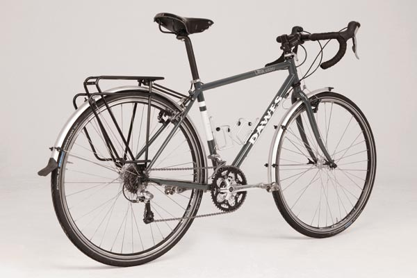Touring bikes grouptest Cycling Weekly