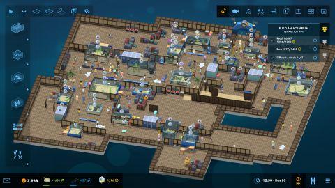 Megaquarium review PC Gamer