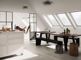 Velux roof light