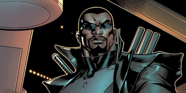 Blade Is Getting An MCU Reboot, And He's Already Been Cast