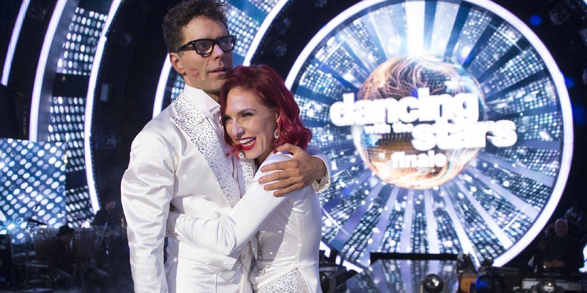 Dancing With the Stars Bobby Bones and Sharna Burgess won Season 28 in 2018 ABC