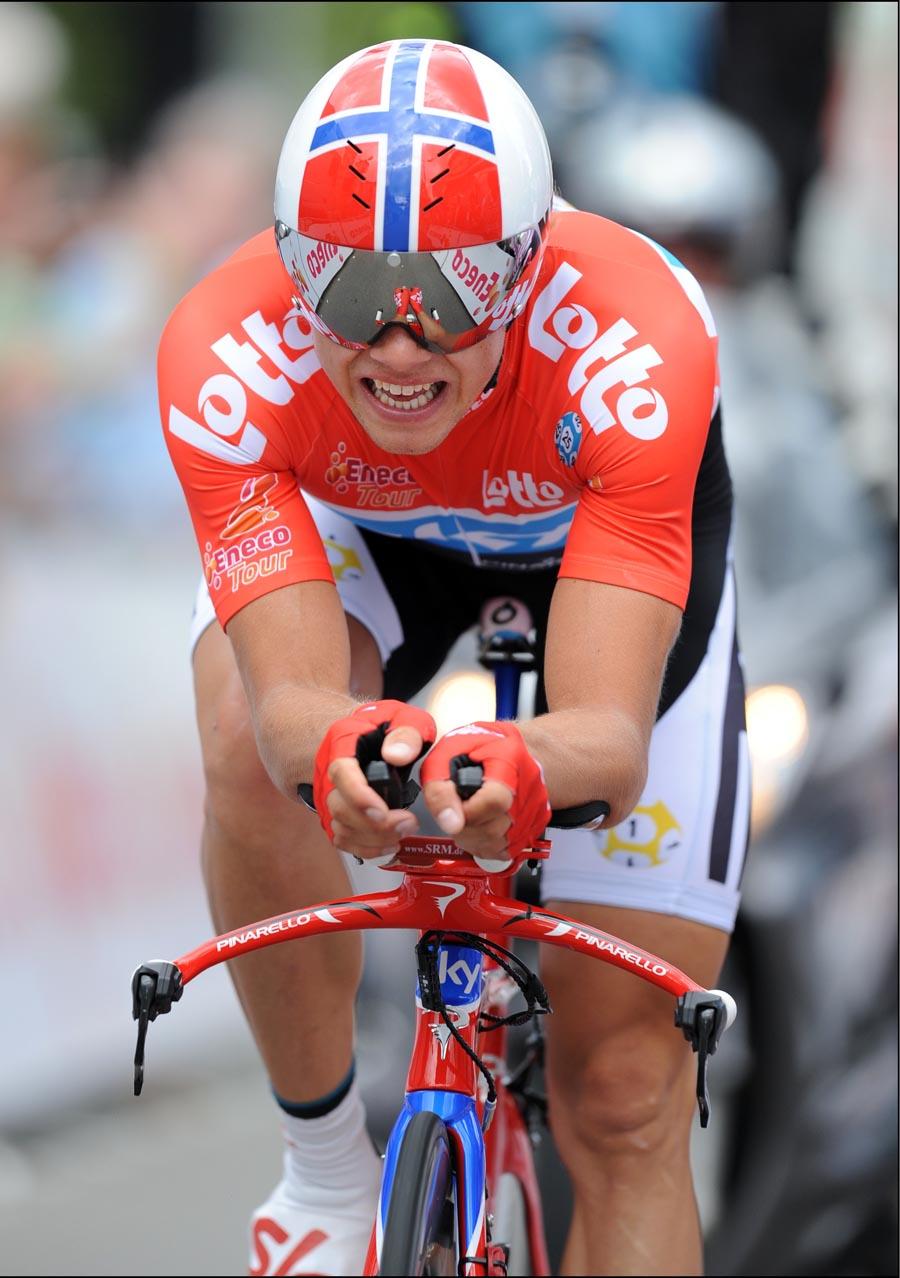 Edvald Boasson Hagen, Eneco Tour 2010, stage 7 ITT