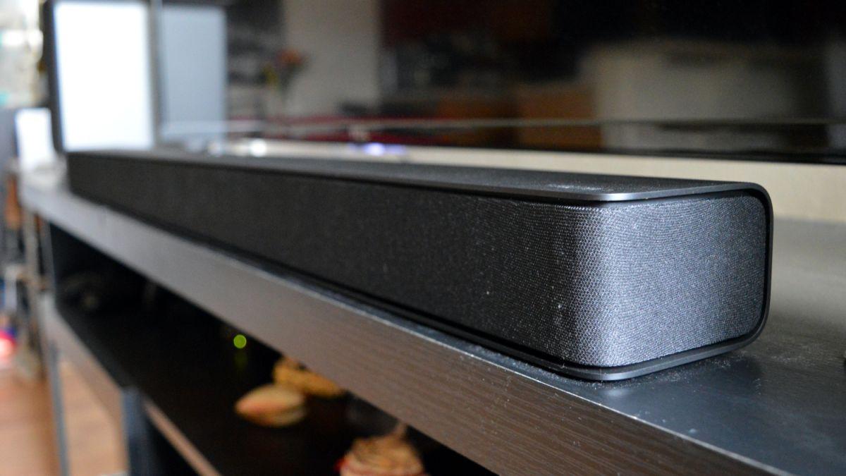 Vizio V-Series 2.1-Channel Soundbar review