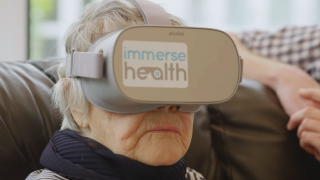 Companies like Immerse Health are looking at how technology can improve telemedicine.