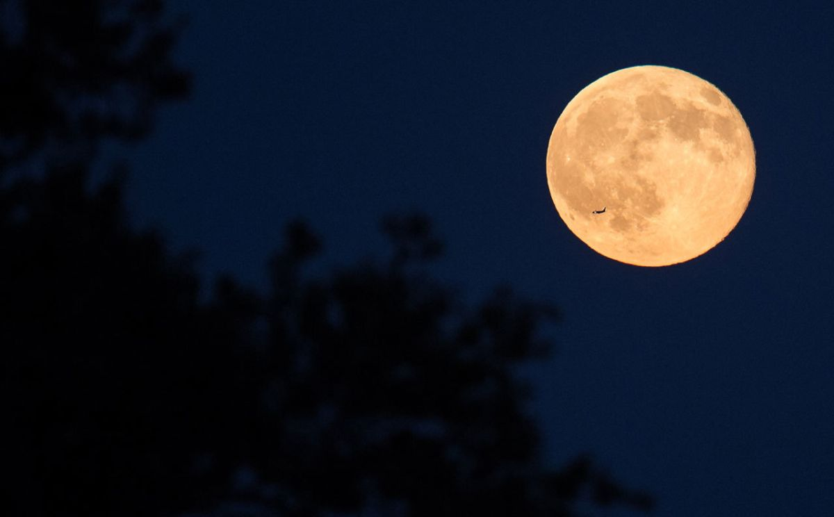 Watch the Blue Moon of May 2019 Rise Today in a Live Webcast!