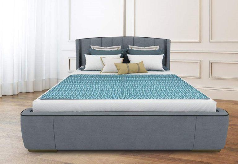 cooling mattress pad - WISFORBEST Magic Cooling Gel Cool Pad Mat