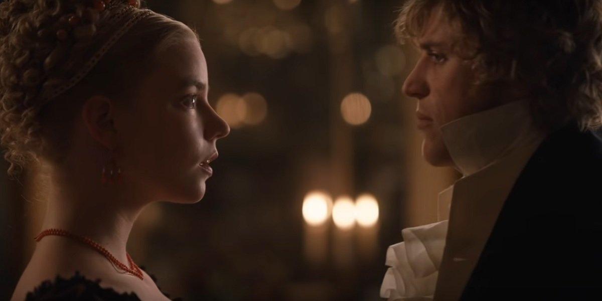 Emma (2020) starring Anya Taylor-Joy and Johnny Flynn
