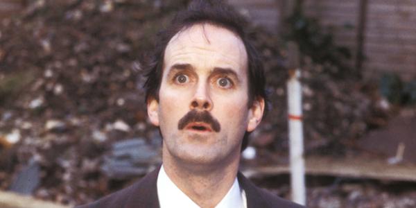 John Cleese uk