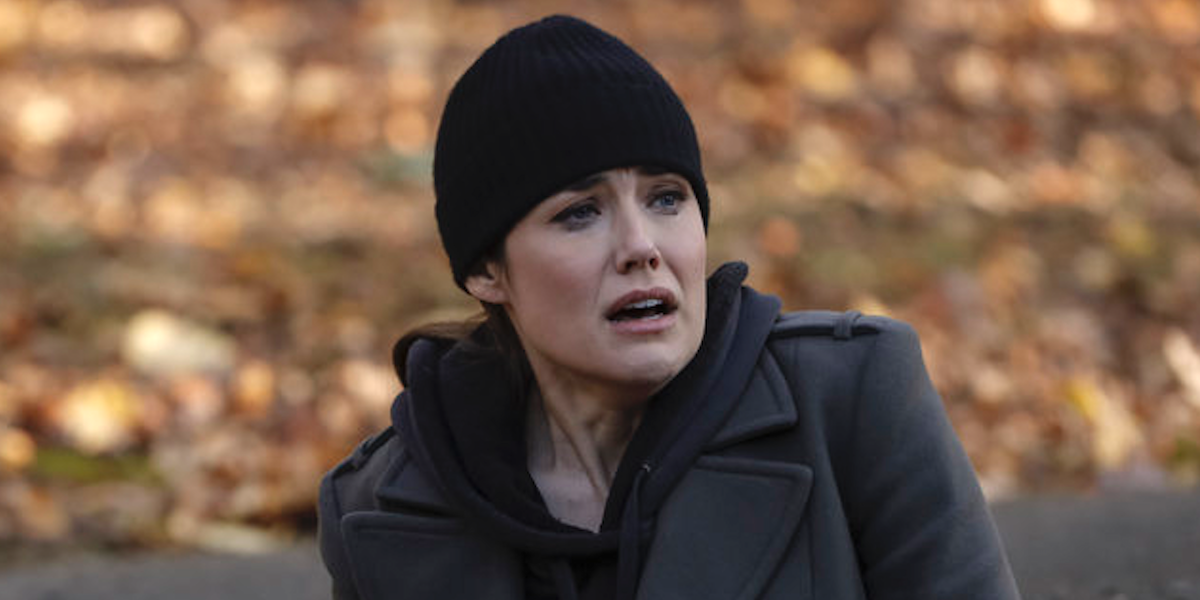 The Blacklist Elizabeth Liz Keen Megan Boone NBC