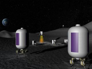 Private Sector, Low-Cost Lunar Plan Unveiled
