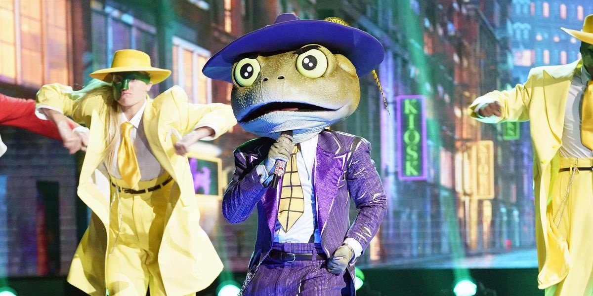 the masked singer frog bow wow season 3