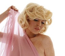 Lohan monroe nude Nude Photos 86