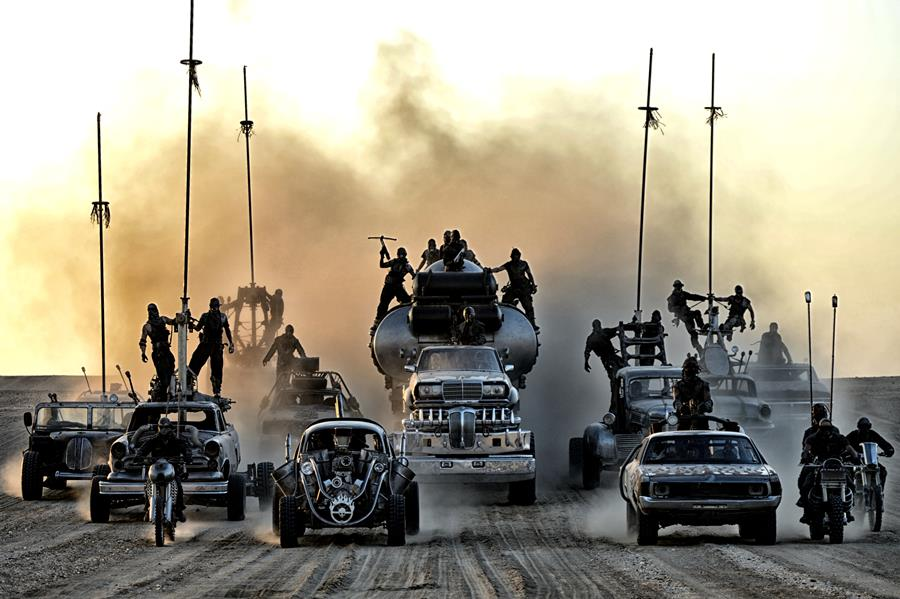 Mad Max: Fury Road Shares First Poster, Hi-Res Images #8328