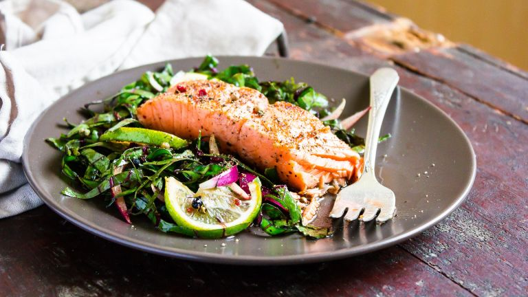 Omega 3 foods - salmon is a great source