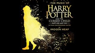 cover of Imogen Heap's soundtrack to Harry Potter And The Cursed Child