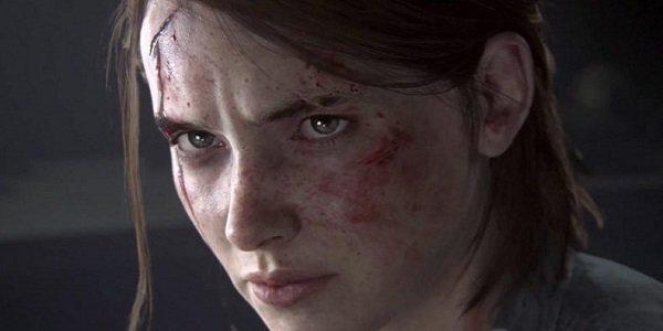 Ellie looking very angry The Last Of Us Part II