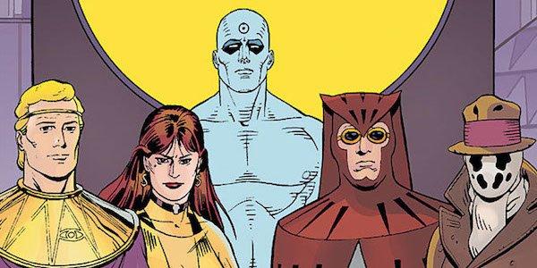 Watchmen comics