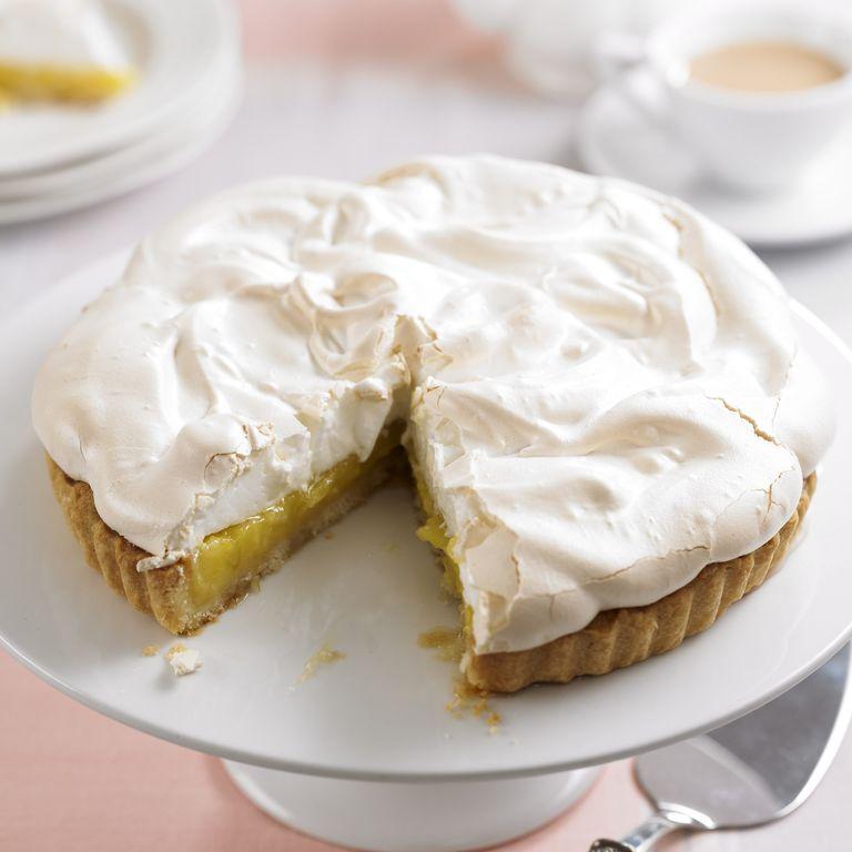 Lemon Meringue pie recipe-dessert recipes-recipes-recipe ideas-new recipes-woman and home