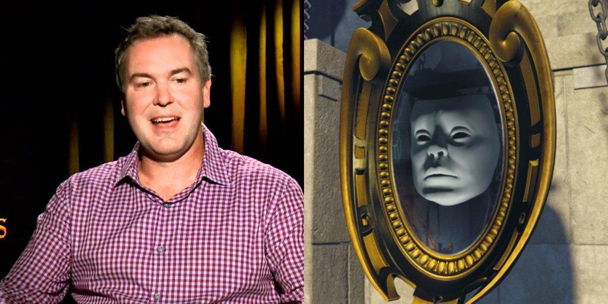 Chris Miller /Magic Mirror from Shrek