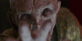 Andy Serkis Confirms Snoke Is Based On Hugh Hefner