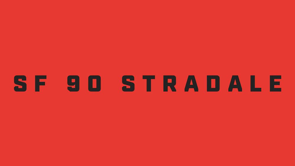 Brand typography: TG