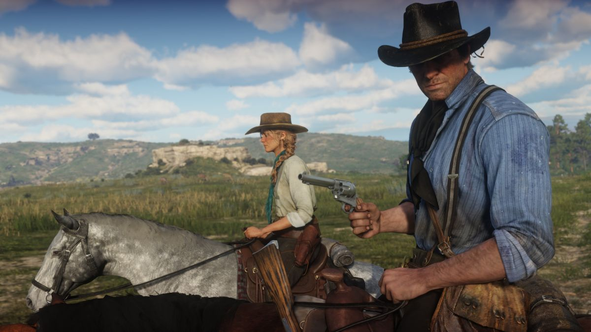 Watch Red Dead Redemption 2's launch trailer