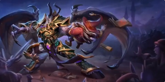 Warcraft 3's Mal'Ganis the dreadlord is Heroes of the Storm's next character