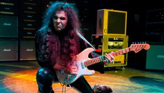Yngwie Malmsteen performs at The Fillmore on November 21, 2018 in Detroit, Michigan