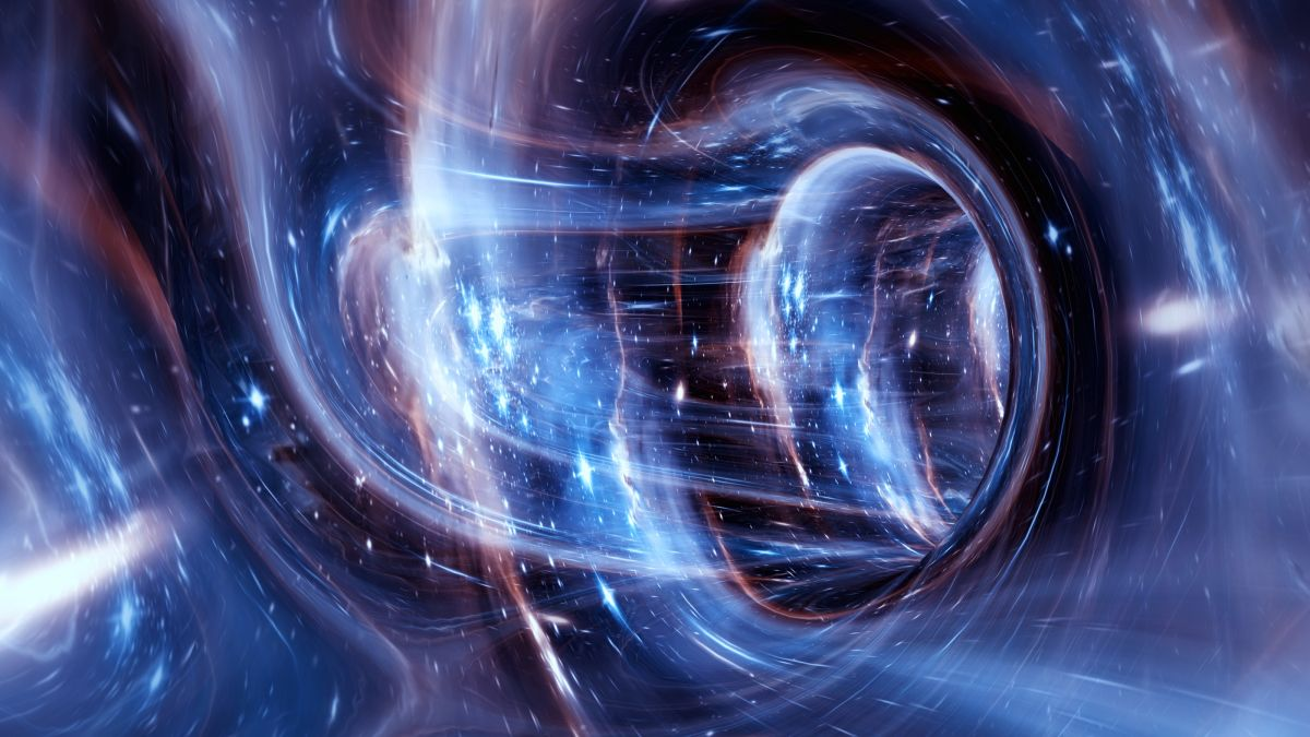 'Gravity portals' could morph dark matter into ordinary matter, astrophysicists propose