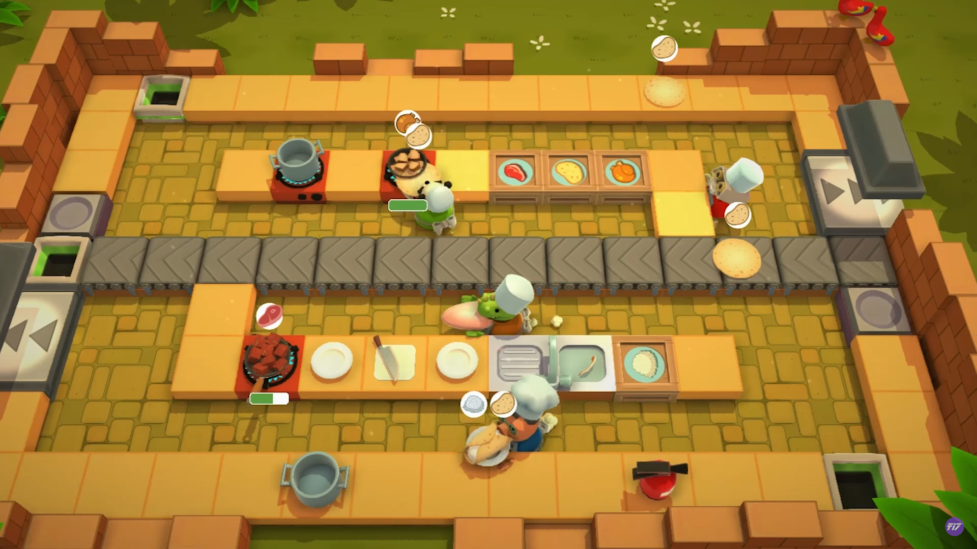 Best PC games: Overcooked
