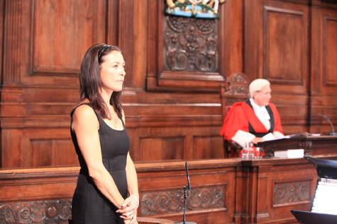 Natasha faces judge and jury