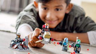 Mandalorian Lego