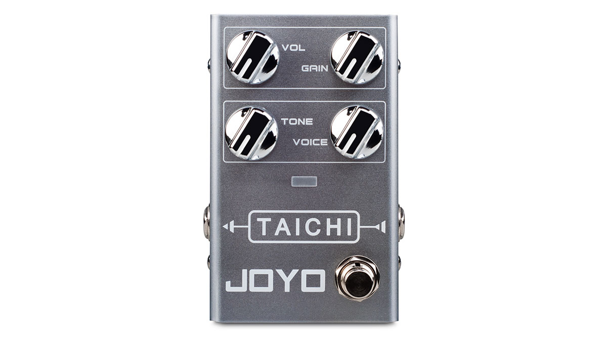 NAMM 2019: Joyo's Taichi promises Dumble Overdrive Special tones from a $52 pedal