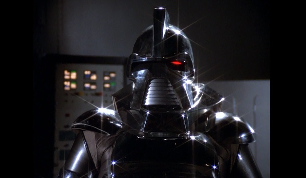 Cylon from original Battlestar Galactica series