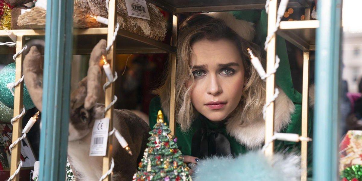 Emilia Clarke in Last Christmas