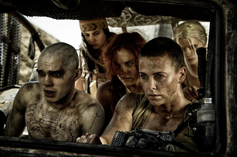 Mad Max: Fury Road Shares First Poster, Hi-Res Images #8331