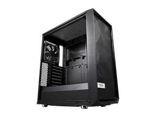 Fractal Design Meshify C with side panel off