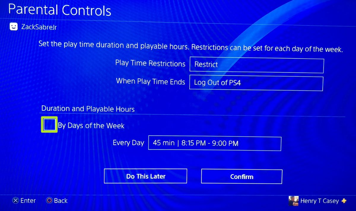 How to Set Parental Controls on PS4 and PS4 Pro | Tom's Guide