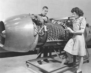 space history, NACA, aircraft propulsion